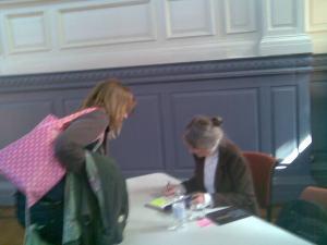 Meeting Anne Tyler