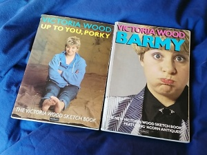 Victoria Wood books