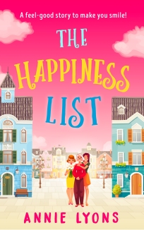 Cover - The Happiness List